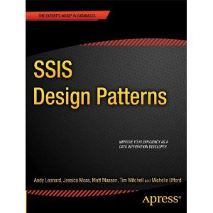 Upcoming Book – SSIS Design Patterns