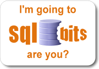 SSIS Training at SQL Bits X in London