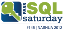 SQL Saturday #146 | Nashua, New Hampshire