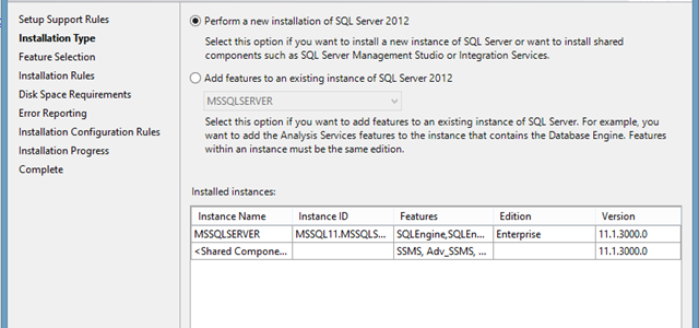 Installing SSIS for Visual Studio 2012