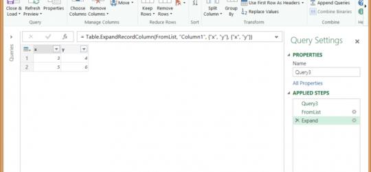 Parsing Binary data using Power Query formulas